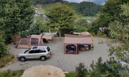 가평 사과나무 캠핑장 작은이미지