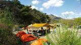 용문산 관광지 야영장 작은 사진