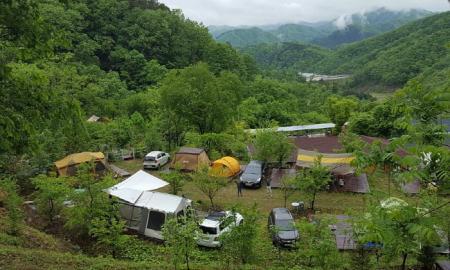 산으로 캠핑장 작은이미지