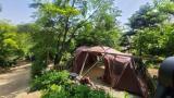 범바위 캠핑 정원 작은 사진
